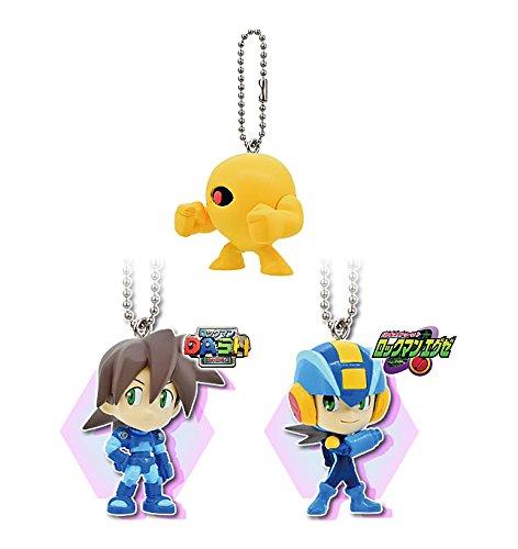 ROCKMAN Megaman Mini Figure - 3pcs Set