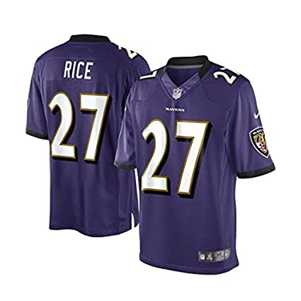 Outerstuff Ray Rice Baltimore Ravens  27 Youth Stitched Jersey Purple  (Youth Small 8) fa10dcf06