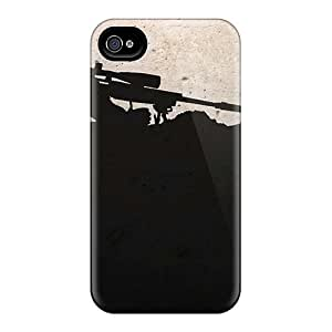 Iphone 6 CSO16558yeEb Allow Personal Design Fashion Army Pattern Anti-Scratch Hard Phone Cover -ChristopherWalsh