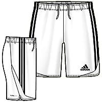 adidas Fussballshorts Tiro 11 - White/Black