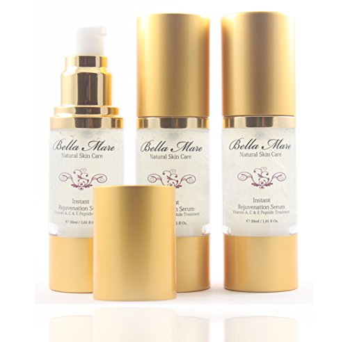 Bella Mare Instant Rejuvenation Facial Serum