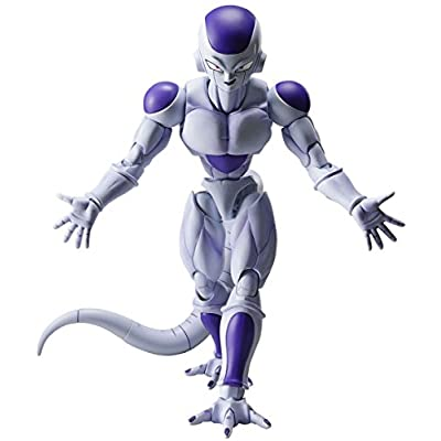 Bandai Hobby Figure-Rise Standard Final Form Frieza Dragon Ball Z Building Kit: Toys & Games