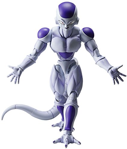 Bandai Hobby Figure-Rise Standard Final Form Frieza Dragon Ball Z Building Kit (Dragon Ball Z Majin Vegeta Vs Majin Buu)