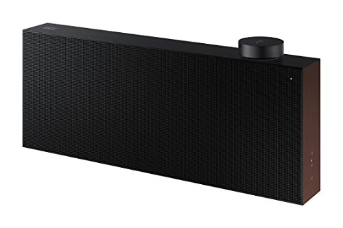 Samsung Electronics Outdoor/Surround Speaker Bluetooth Speaker Black (VL550/ZA)