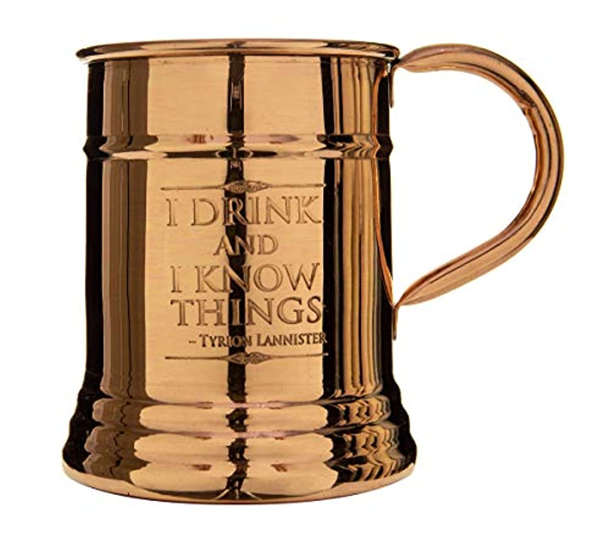 Game of Thrones Collectible Copper Stein (Lannister)