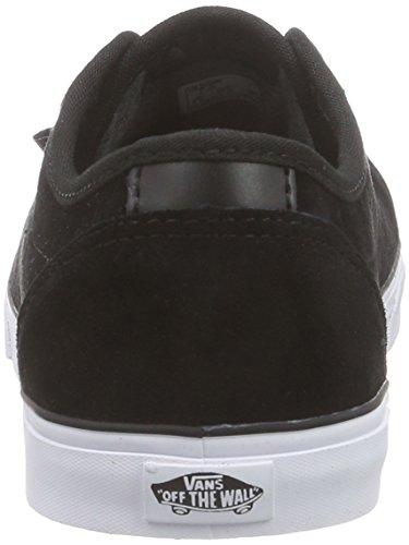 VansW ROWAN MTE - Zapatillas mujer negro - Schwarz ((MTE) black/white)