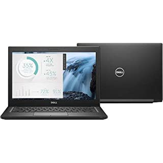 Dell Latitude 7280 Business Laptop (12.5in HD, Intel Core i5 -7300U 2.60GHz, 8GB DDR4, 256GB SSD, Windows 10 Pro 64) (Renewed)