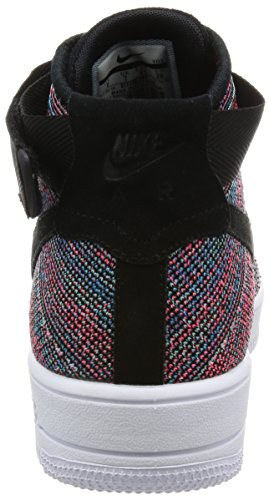 Size 5 Ultra Nike Punch US Hot Flyknit AF1 Sneakers Men's 9 Black D Rx8qxvB6w
