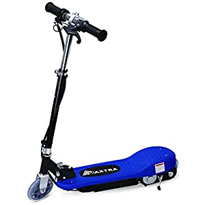 Maxtra Electric Scooters Motorized Scooter bike Dark Blue