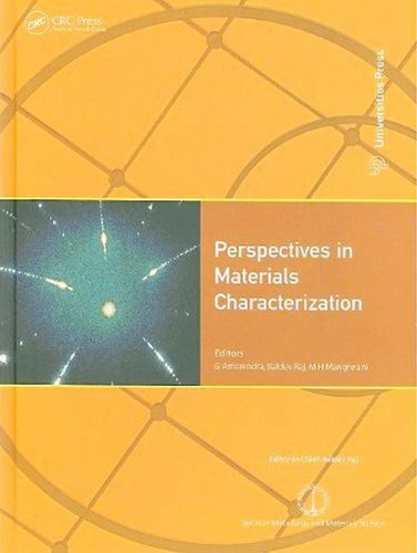 Perspectives in Materials Characterization G. Amarendra