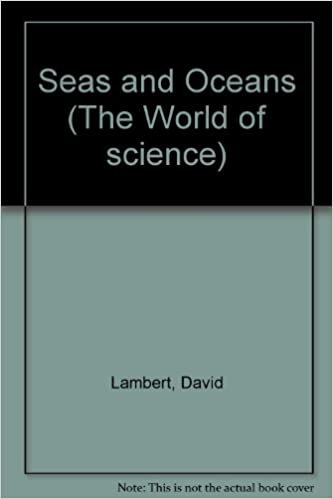 Book Seas and Oceans (The World of science)