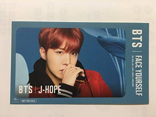 BTS 防弾少年団 Happy Ever After 日本 ファンミーティング 会場限定 FACE YOURSELF ICカードステッカー J-HOPE ホソク
