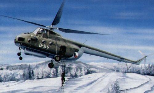 トランペッター 1/35 ロシア軍 ミル Mi-4 ハウンド プラモデル 05101 B0006OMK6M
