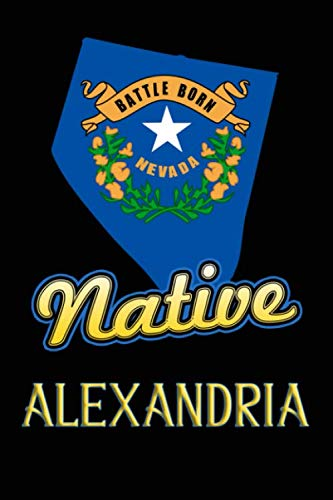 Nevada Native Alexandria: College Ruled | Composition Book]()