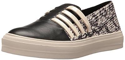 NINE WEST Women's Owen Patent Fashion Sneaker