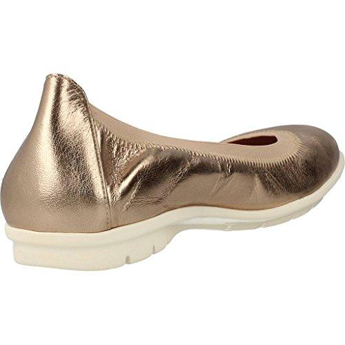 Farbe Gold Frauen Gold Hübsche Frauen Modell Marke 45012 Ballerinas für Gold Mokassins Mokassins für CtXIq