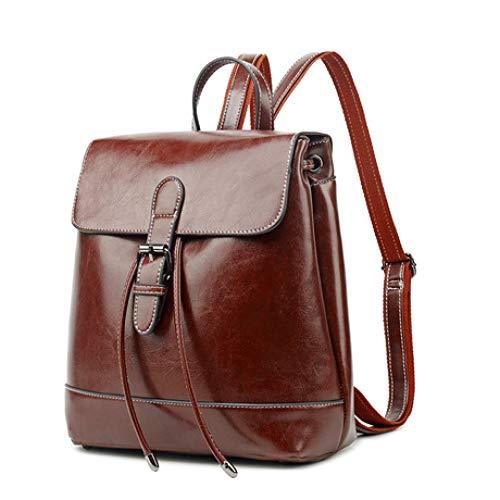 cintura A Leather Ladies Fashion con Joke Circlefly Premium Decorativo Backpack DWY2HE9I