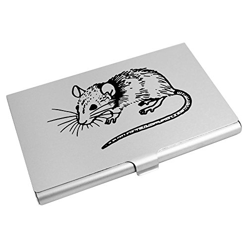 Card Mouse' Business Azeeda 'Cute Wallet Card CH00014017 Credit Holder pq4xtnx