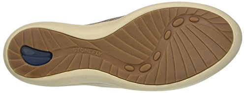 Romy Gris 423 Zapatillas Stonefly Mujer para 13 Taupe 7qPXUwd