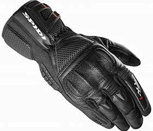 Spidi Gloves - SPIDI TX-1 Black 2XL Gloves 474-01052X