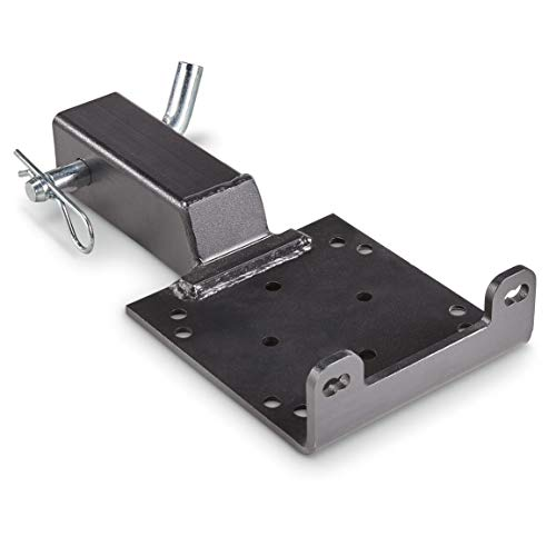 Guide Gear 2' Receiver Universal Winch Mount, 3500 lbs.