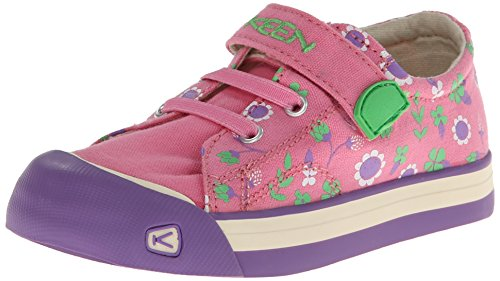 KEEN Coronado Print Shoe (Toddler/Little Kid),Sachet Pink Flower,13 M US Little Kid