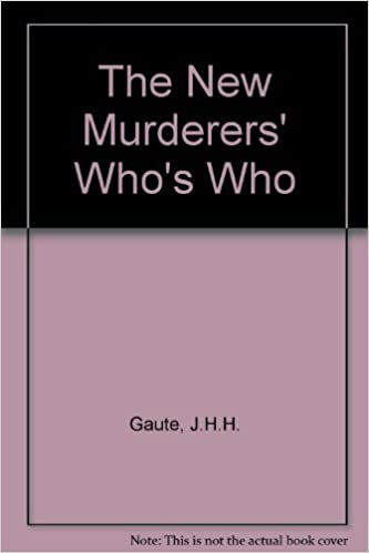 Book The New Murderers' Who's Who