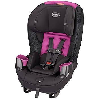 Evenflo Stratos 65 Convertible Car Seat Pink Sunset