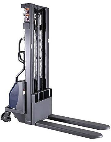 Apiladora semieléctrica carretilla elevadora 3 m / 3000 mm 1,5 t / 1500 kg