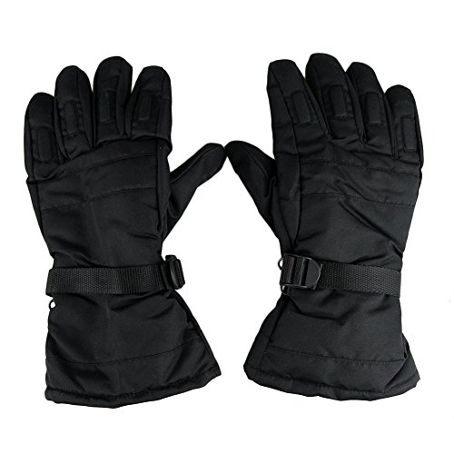 WATERFLY Fashion Men's Warm Waterproof Winter Outdoor Glove Cycling Gloves Biking Gloves Snowmobile Snowboard Ski Gloves Athletic Gloves Mittens