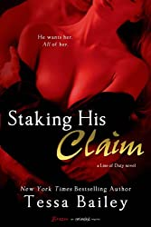 Staking His Claim (A Line of Duty Book 5)