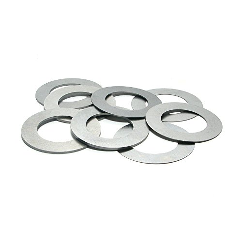 Amana Tool 67250 8-Piece Steel Shim Set for 3/4 Bore Shaper Cutters by Amana Tool (Image #2)
