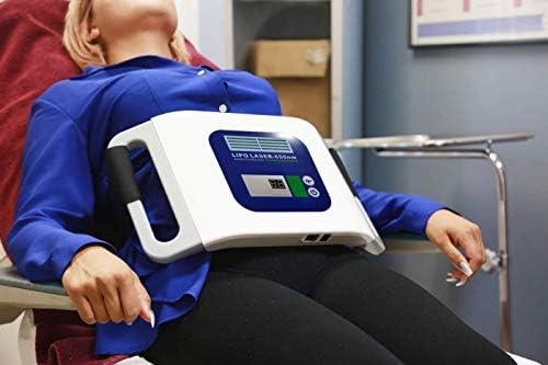 DIA Protable 650nm Liposuction Lipolaser Lipo Laser Body Slimming Beauty Machine 5
