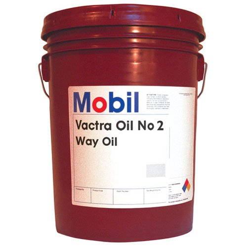 MOBIL Vactra174; 2 Way Oil Lubricants VACTRA OIL 2 - MFR : 98919D Container Size: 5 Gallon Pail by Mobil