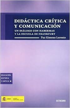 Book Didactica critica y comunicación