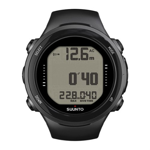 Suunto D4i Novo Scuba Diving Computer, Black