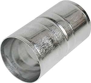 fintech ranuras insertable manguito 40manguito de aluminio para instalación tubos 4046933001048