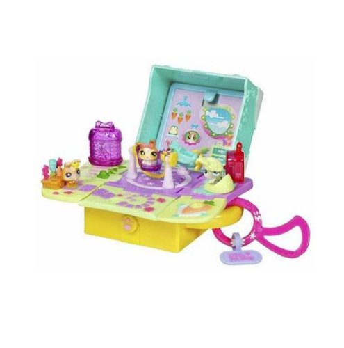 Hasbro Littlest Pet Shop Teeniest Tiniest Pet Shop - Bunnies