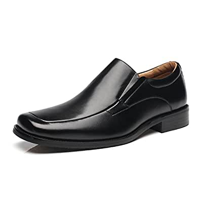 NXT NEW YORK Mens Dress Shoes Geniune Leather Oxford Shoes For Men Zapatos de Hombre Loafer Comfortable Classic Modern Formal Business Shoes