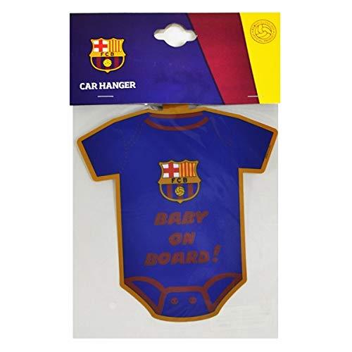 f453af3ec Barcelona Kit Baby On Board Sign (One Size) (Blue)