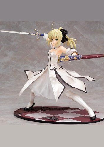 Good Smile Fate//unlimited codes Saber Lily Distant Avalon PVC Figure 1:7 Scale