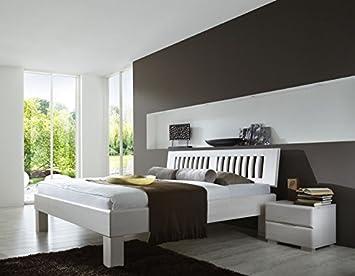 Dreams4home Massivholzbett Paris Massivholzbett Bett Massivholz