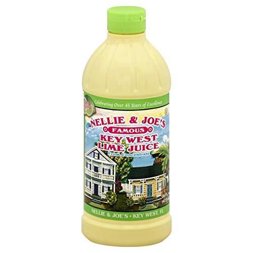 Nellie & Joe's, Key West Lime Juice, 16 oz Diabetic Key Lime Pie