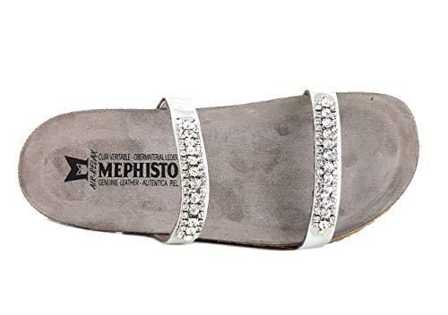 P5126115 Plata Zapatilla Mephisto Mephisto P5126115 Mujeres Xw7q1EZ1