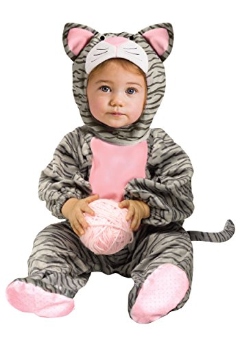 Little Stripe Kitten Infant Halloween Costume (Infant (6/12 Months))