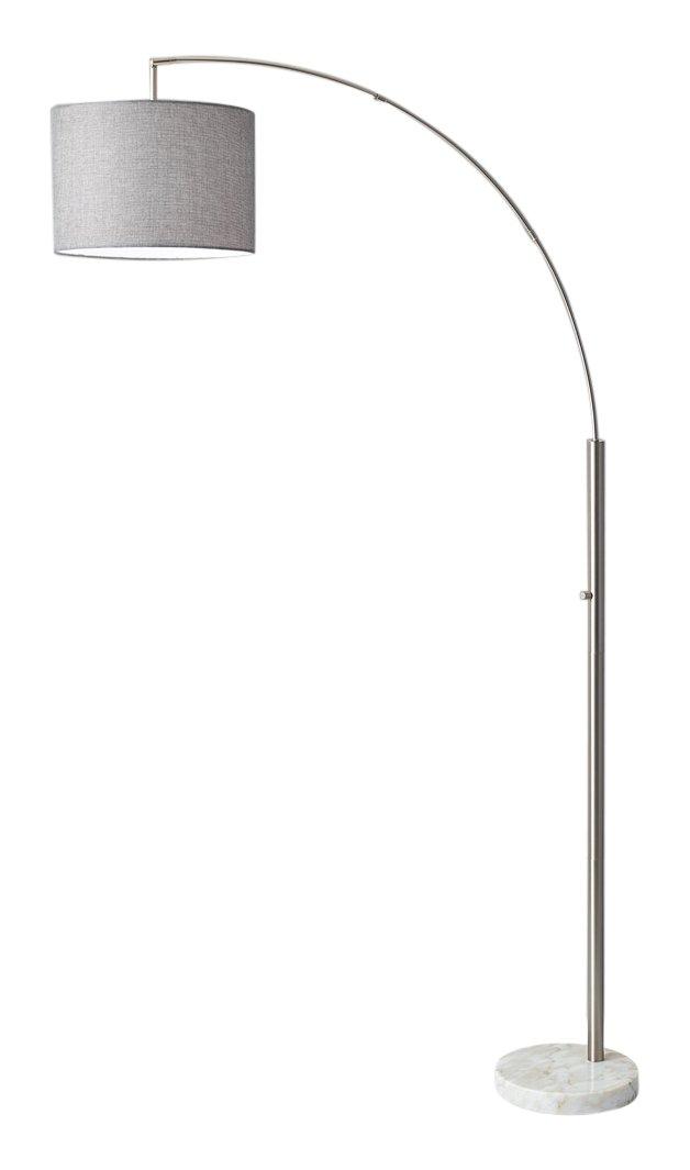 Amazon adesso 4249 22 bowery arc lamp steel smart outlet amazon adesso 4249 22 bowery arc lamp steel smart outlet compatible 735 home improvement aloadofball Choice Image