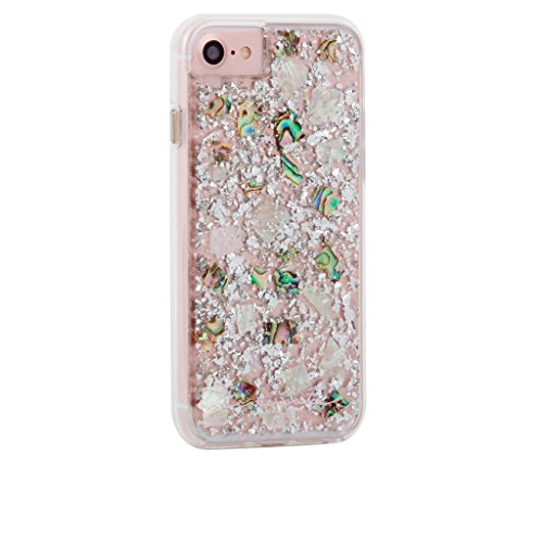 Case-Mate Karat Pearl Case for iPhone 6/6s/7 - Retail Packaging - Mother of Pearl