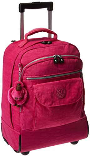 Kipling Sanaa Wheeled Backpack, Very - Backpacks Pink Wheeled