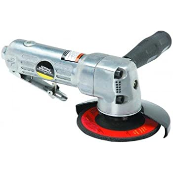 """Central Pneumatic 4"""" Air Angle Grinder"""