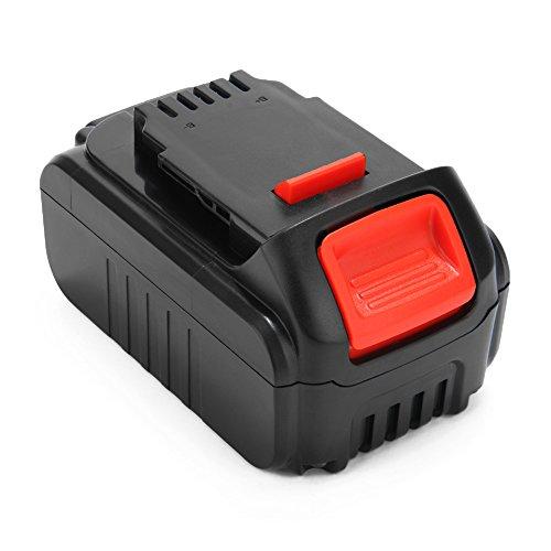 Creabest 18V 5,0Ah Li-ion Batterie de Remplacement pour DEWALT DCB181 DCB182 DCB183-XJ DCB184 DCB204-2 DCB205-2